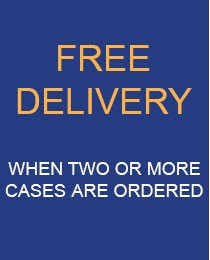 Free delivery when two or more boxes are ordered