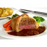Beef Wellington In Puff Pastry