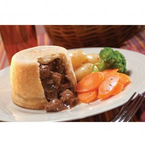 Steak & Mushroom Puddings