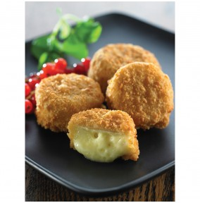 Breaded French Cheeses